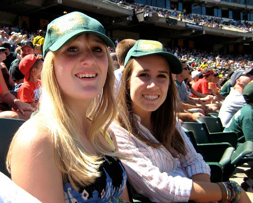 Baseball Girls!