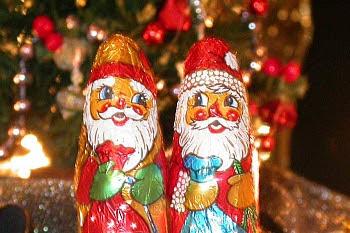 Nikolaus oder Santa Claus? © Cornelia Schaible