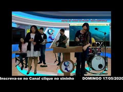 Transmissão ao vivo de Pr. Joel Medeiros
