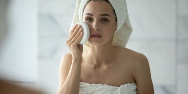 How to deal with sensitive facial skin?