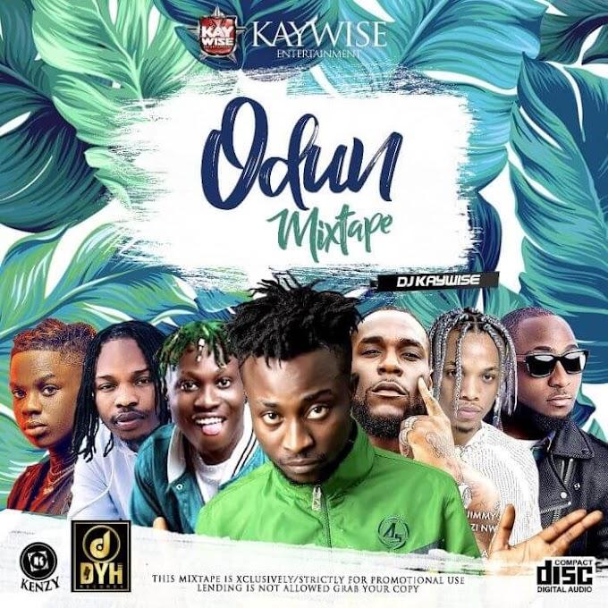 [MIXTAPE] DJ Kaywise – Odun Mix