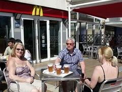Beer and Big Mac