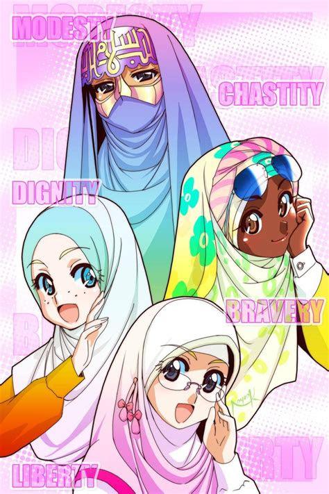 headscarf princesses   nayzak  deviantart