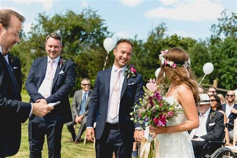 A Halfpenny London Gown for a Country Garden Wedding Feast