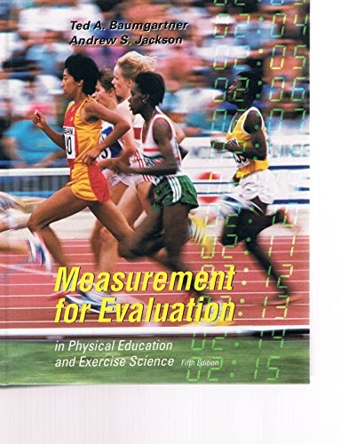 measurement and evaluation in physical education pdf