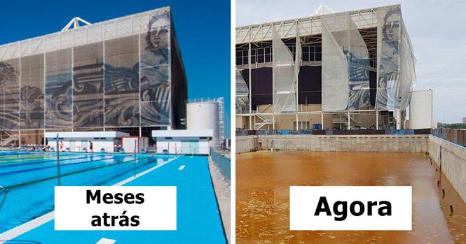 Como estão alguns locais olímpicos Rio 2016 apenas 6 meses depois dos jogos