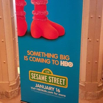 Sesame Street Everyday Heroes Club and HBO Partnership