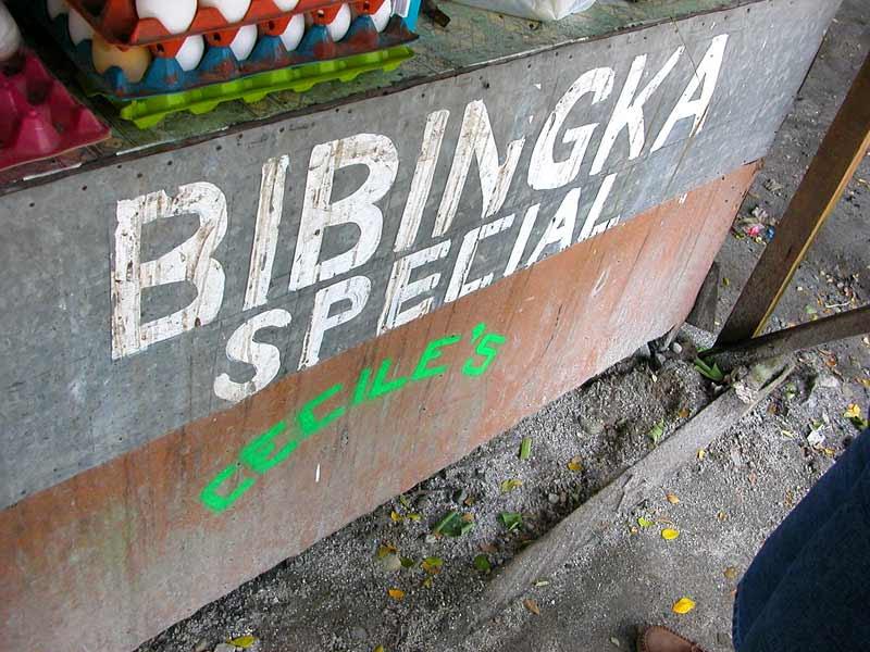 bibingka special
