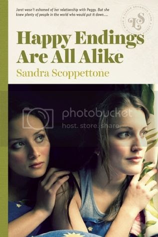 Happy Endings Are All Alike by Sandra Scoppettone