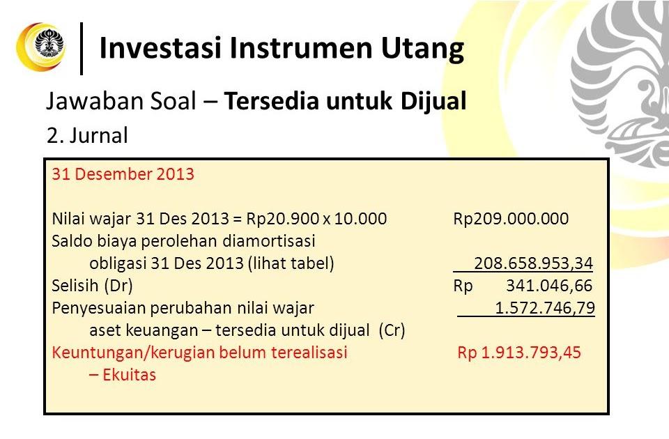 Contoh Soal Dan Jawaban Akuntansi Keuangan Menengah 2 ...