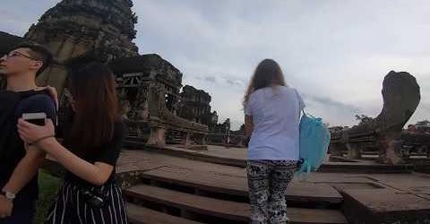 Exploxer Angkor Wat /Siem Reap/ Travel to Campuchia