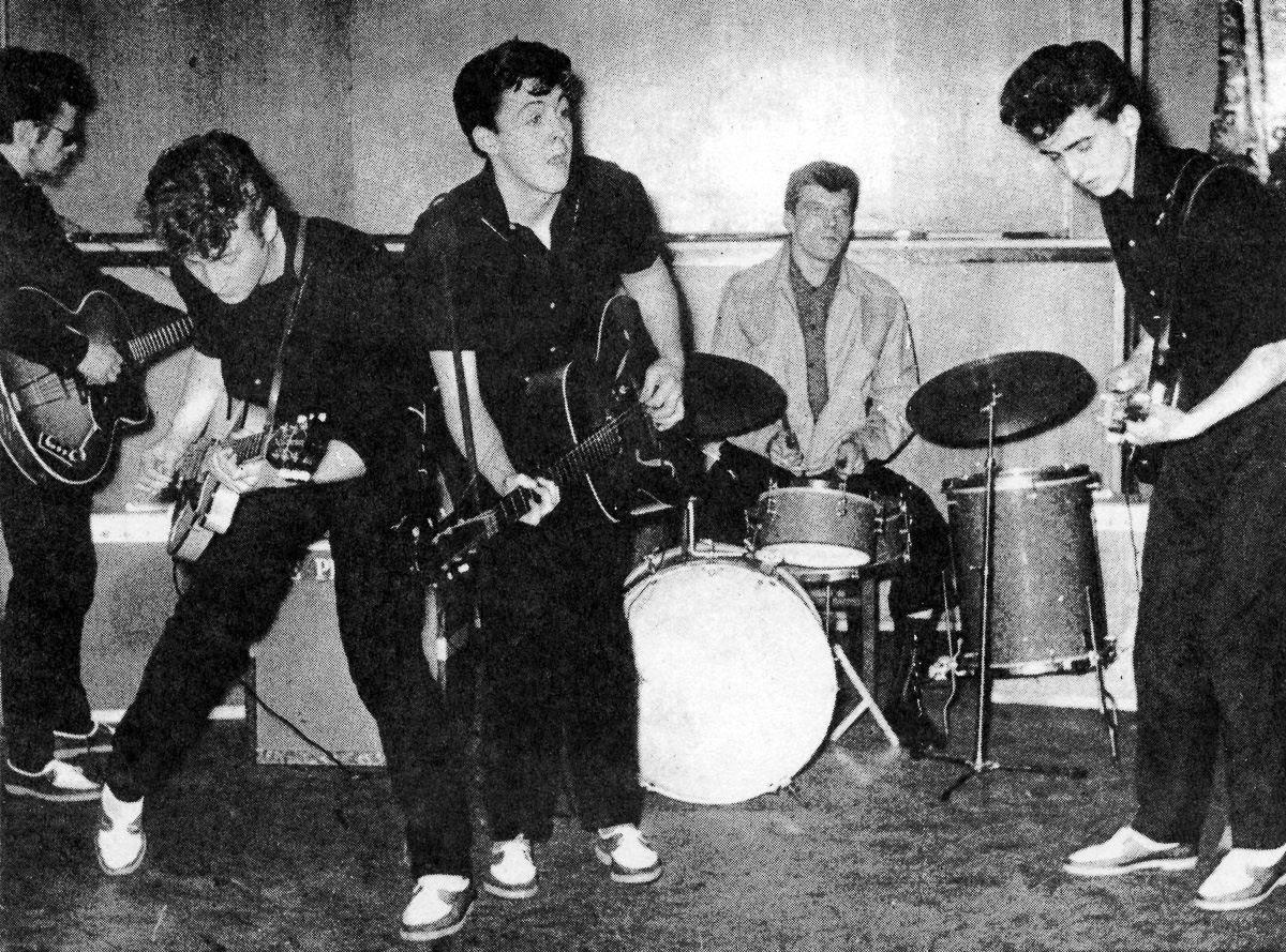 """Stuart Sutcliffe, a breve vida de um pintor talentoso e um baixista medíocre, o """"quinto Beatle"""" 02"""