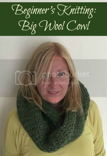 big wool cowl