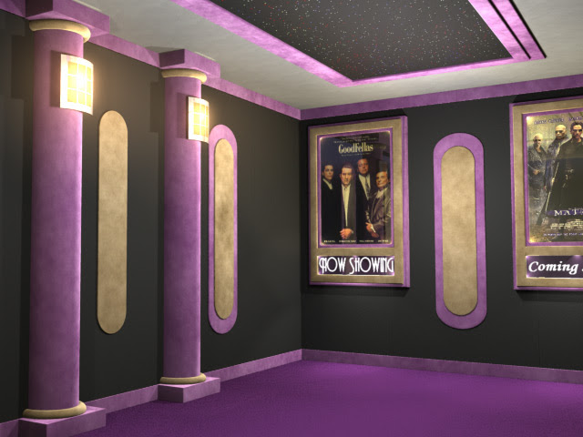 Classic Home Theater Column