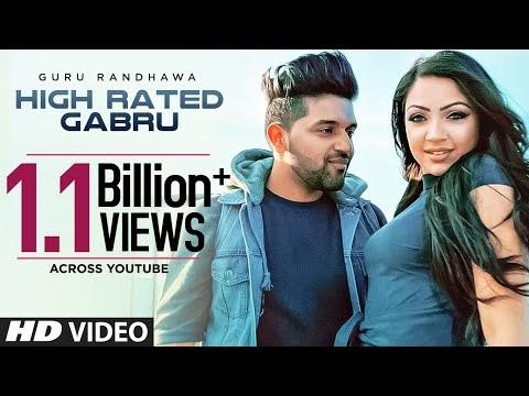 High Rated Gabru Lyrics In Hindi Guru Randhawa