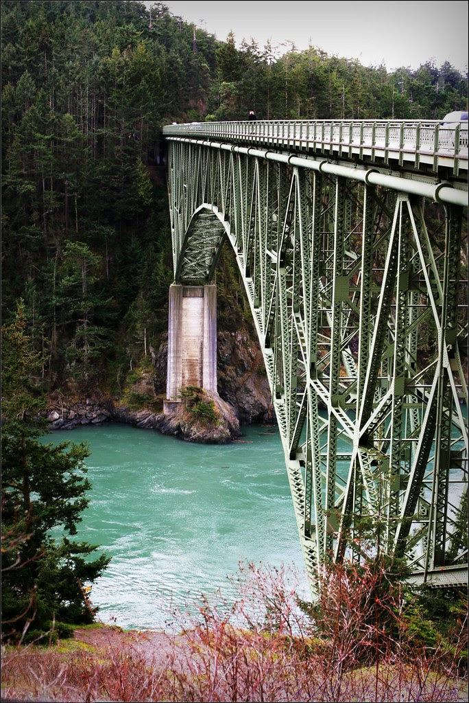 Sunday Bridge #17:  Desception Pass Revisited