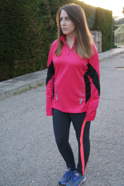 cómo iniciarse en el running mi experiencia  outfit