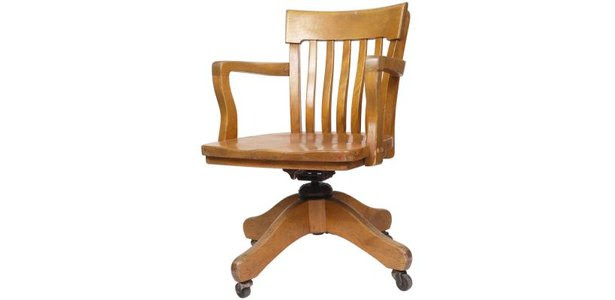 How to Recover an Old Office Wood Chair | eHow