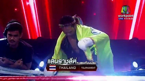 """Fav'd """"ซูเปอร์มวยไทย ไฟต์ถล่มโลก 7-7 26 ธันวาคม 2558"""" via Dailymotion ift.tt/1JaVM2k"""