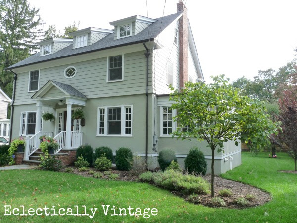 Eclectically Vintage House - eclecticallyvintage.com