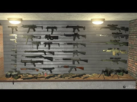 cs go all weapon/todas las armas