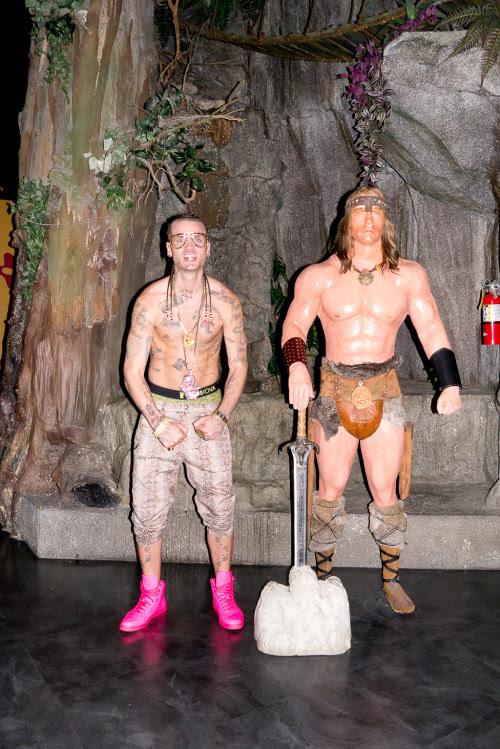 Riff Raff and Conan The Barbarian