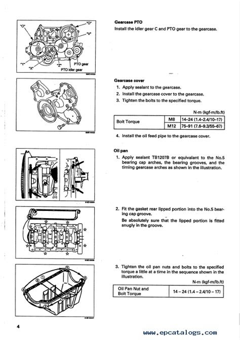 Download Isuzu Engine 4JG2 PDF Service Manual for Hyundai