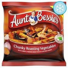 Aunt Bessie's £1 Offers: Roasting Veg, Honey Glazed ...
