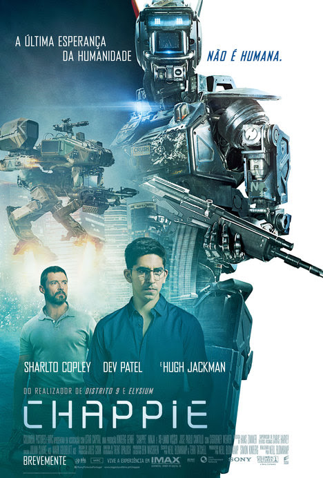 Baixar Filme Chappie   Dublado Download