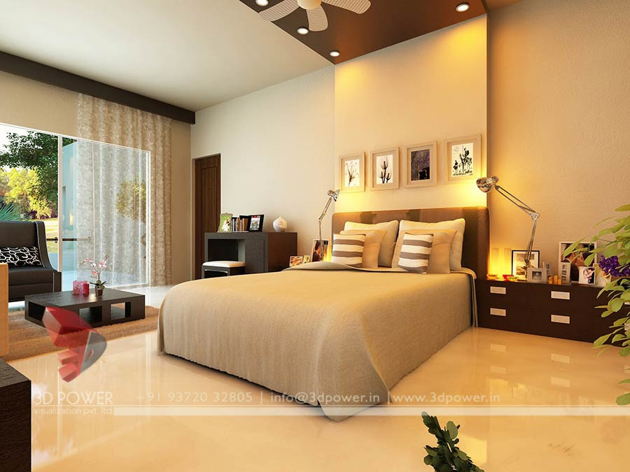 Full Bedroom Interior Design | Imagestc.com