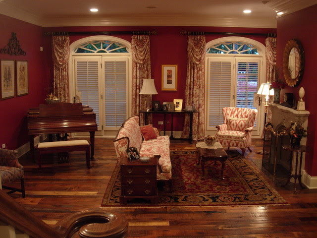New Old House - Traditional - Living Room - chicago - by ...