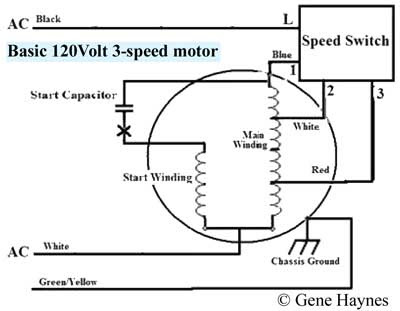 3 wire condenser fan motor wiring diagram  wiring diagram