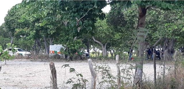 Quatro jovens são assassinados a tiros em chacina em Chorozinho, no Ceará