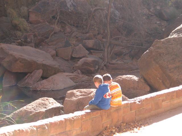 Zions National Park 11.19.06