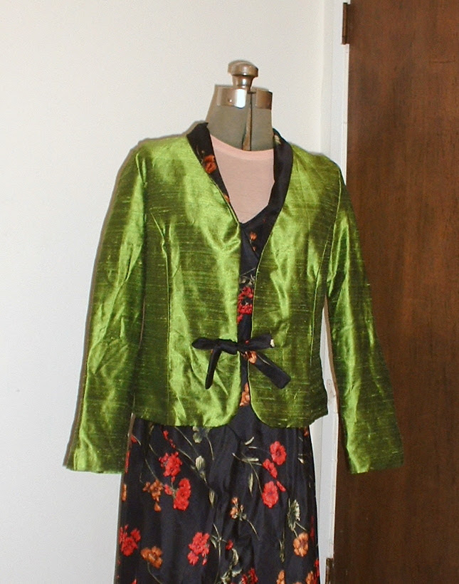 Jacket to go with the dress