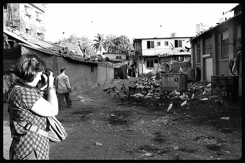 Arrivederci Bandra Garbage Queen Of The Suburbs by firoze shakir photographerno1