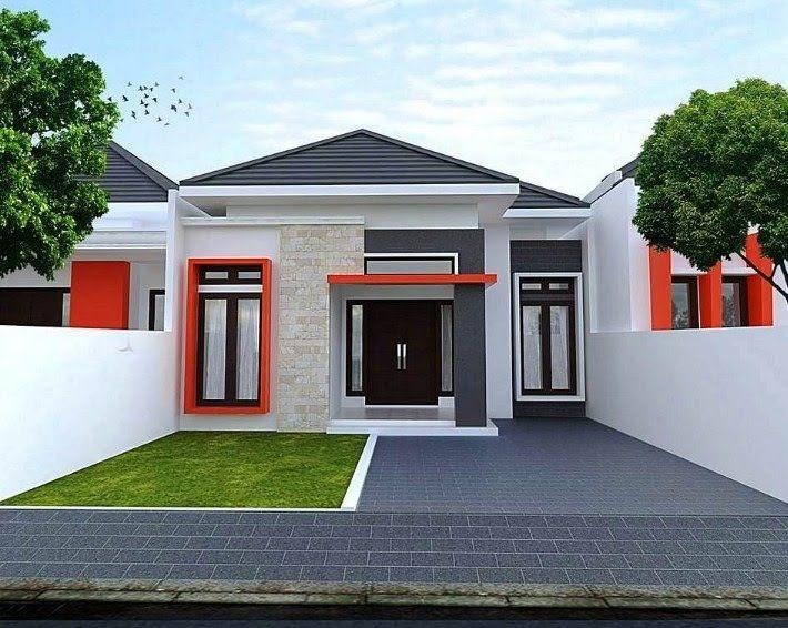 Rumah Minimalis Memiliki Banyak Unsur - Desain Rumah