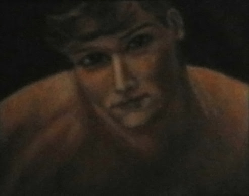 "Mesmerizing, 16""x20"", 1997, Matthew Felix Sun"