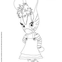 Dibujos Para Colorear Series Tv Eshellokidscom