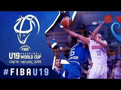 Ρωσία-Ελλάδα για το Παγκόσμιο U19 ζωντανά στις 20:30 από το Ηράκλειο Κρήτης