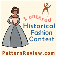 2015 Historical Fashion Contest
