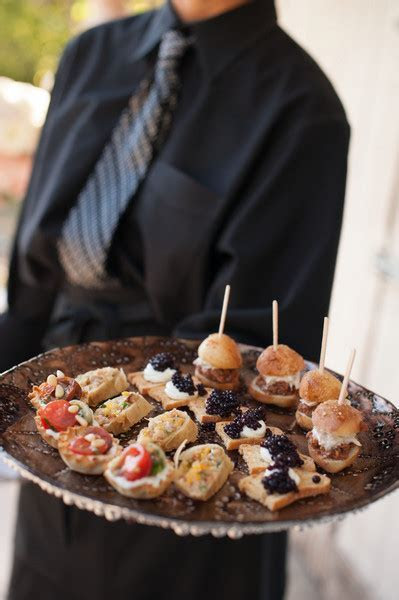 Creative Wedding Food, Wedding Reception Photos by