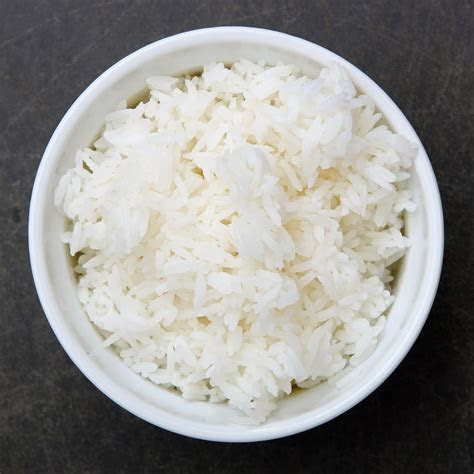 healthy   cook white rice popsugar fitness