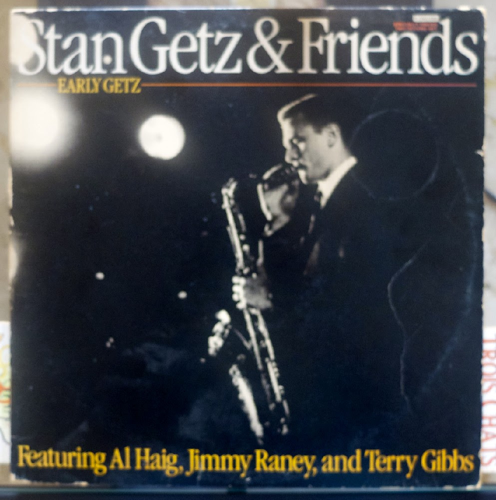 Stan Getz & Friends - Early Getz