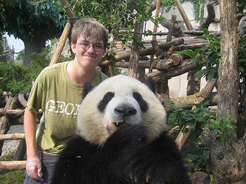 TigerHawk Son and Friend, Chengdu, China