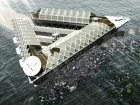 This Floating Platform Could Filter The Plastic From Our Polluted Oceans