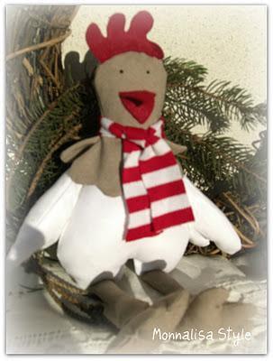 Un gallo per Natale