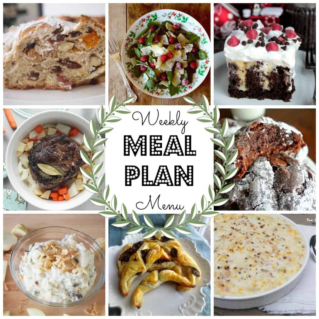 Meal Plan #42 Christmas-square