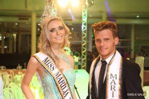 Miss e Mister Marília 2016 Carolina Belfante e Lucas Michelan