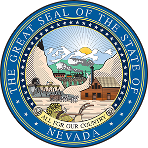 Image result for nevada state logo